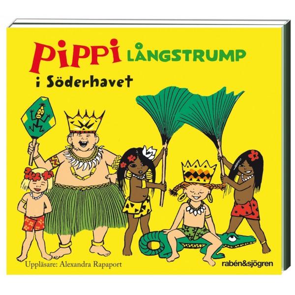 Bokomslag Pippi i Söderhavet