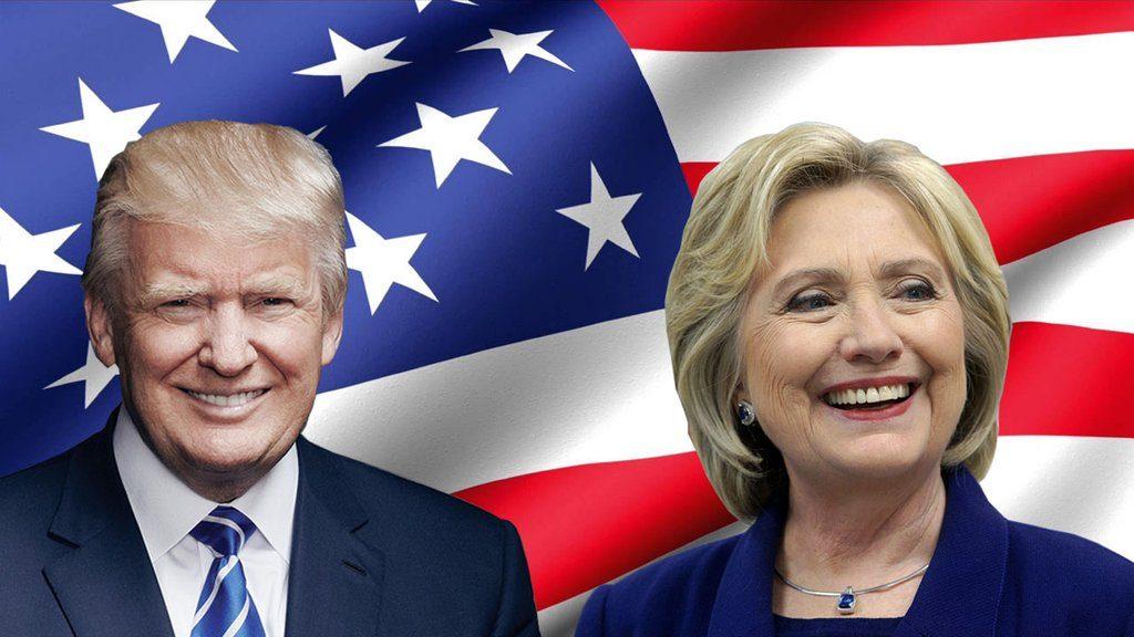 Trump eller Clinton - vem vinner?